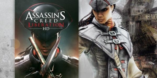 Assassins Creed Liberation HD Se Lanzará Para PS3