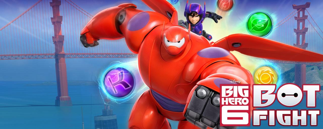 big hero 6 games for kids online