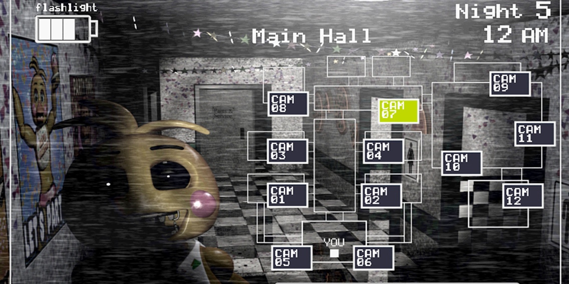 Pin five nights at freddys 2 leaked trailer youtube five nights at on