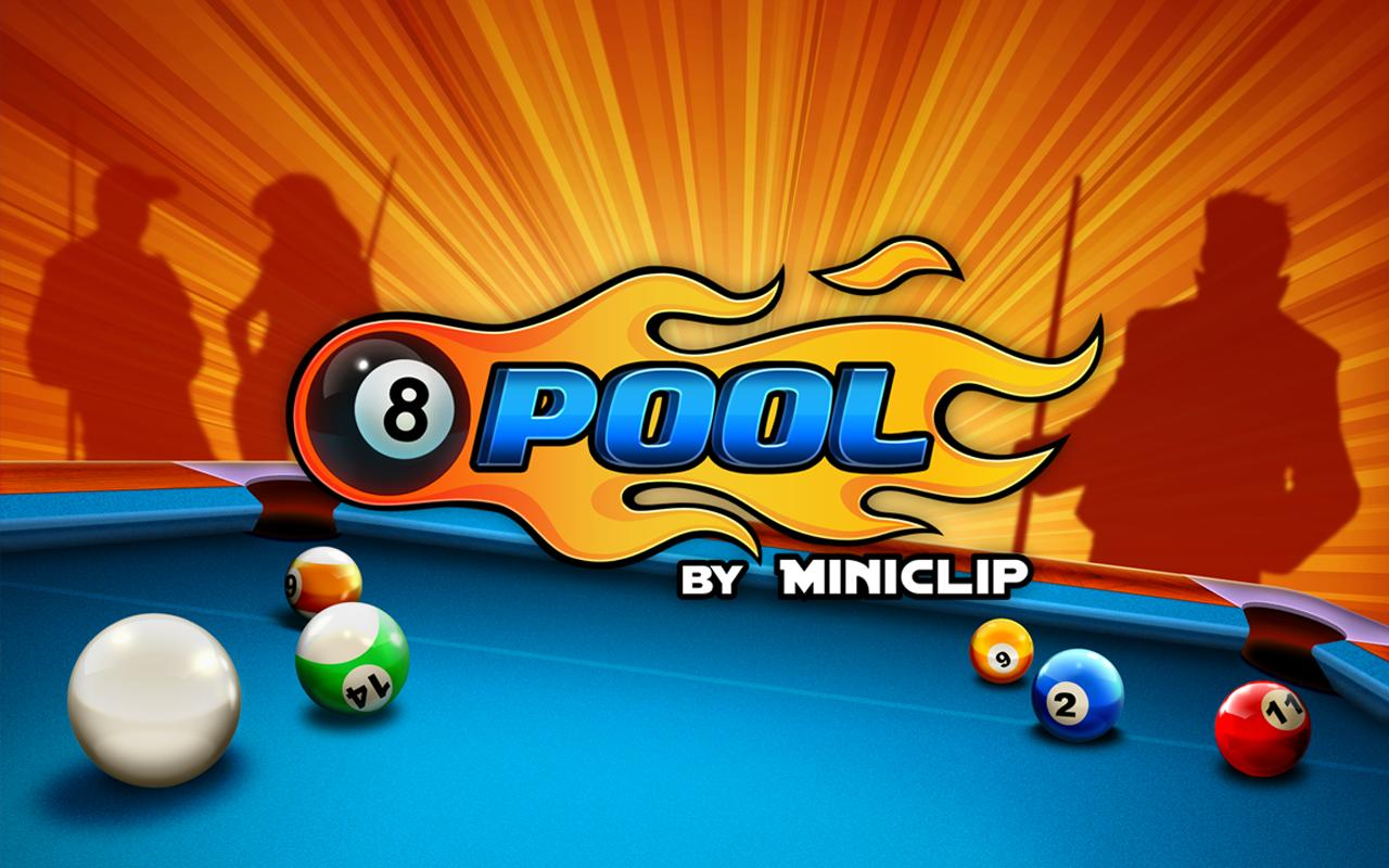 pool ball 8 game