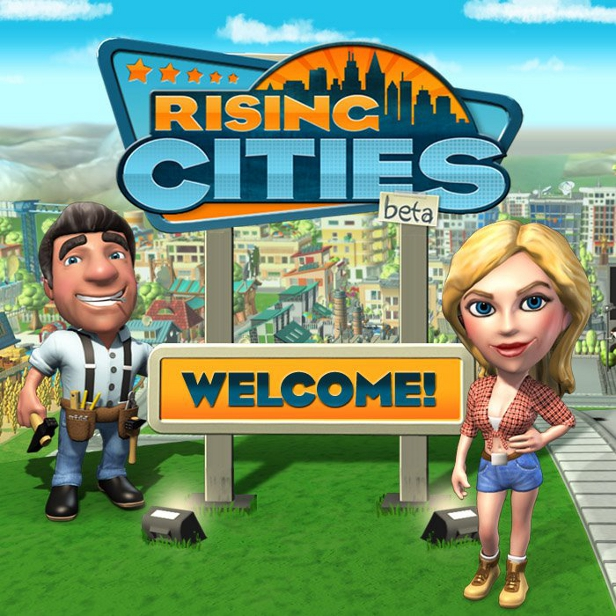 Bigpoint Rising Cities