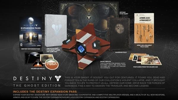 Destiny Ghost Edition