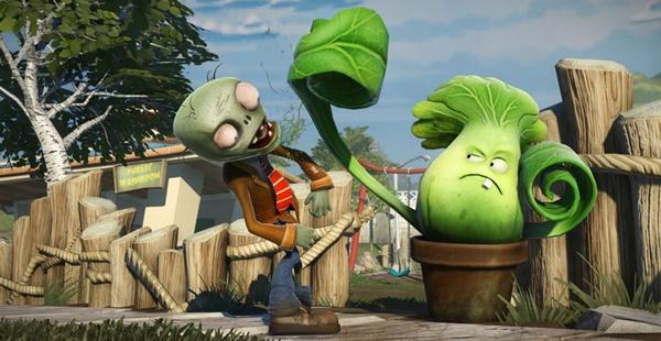 Plants vs. Zombies Garden Warfare 01