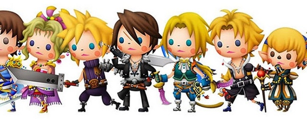 Theatrhythm Final Fantasy Curtain Call 01