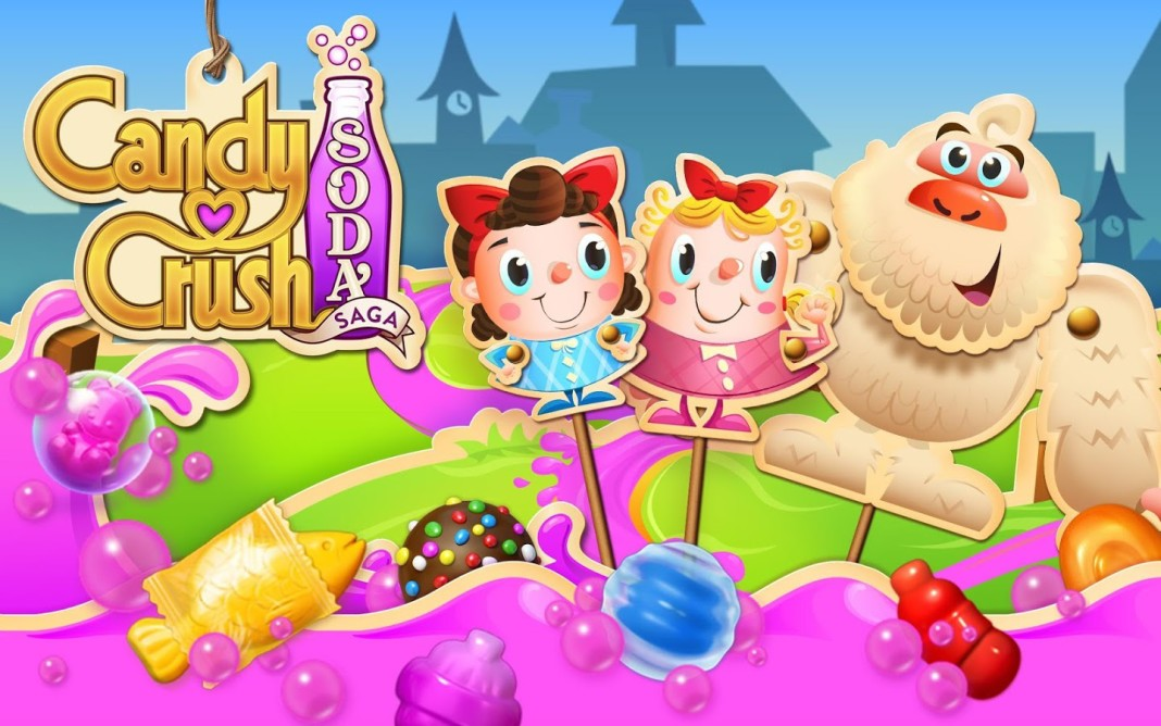 Candy Crush Soda Sagacandy Crush Soda Saga