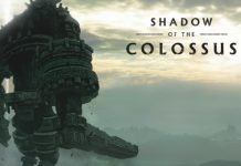 Shadow of the Colossus videojuego