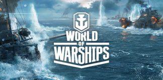 World of Warships videojuego