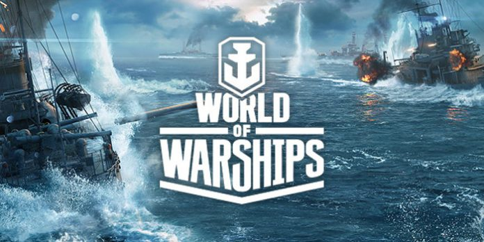 World of Warships videojuego