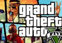 Videojuego Grand Thef Auto V